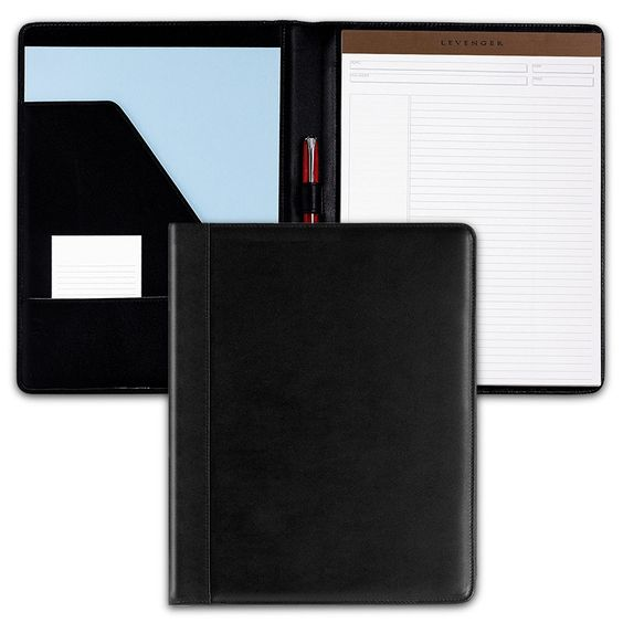 Segovia Ambassador Leather Portfolio Portfolios Pinterest - leather resume portfolio