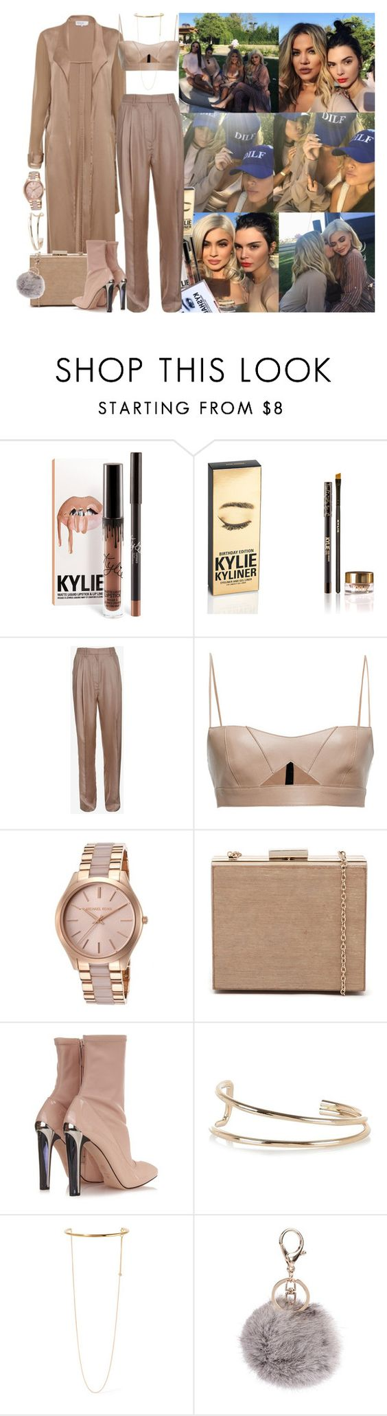 """Together with the family Kardashian-Jenner"" by valeria-angel ❤ liked on Polyvore featuring rag & bone, Salvatore Ferragamo, Michael Kors, Alexander McQueen, River Island, STELLA McCARTNEY, Armitage Avenue, SPINELLI KILCOLLIN, kimkardashian and khloekardashian"