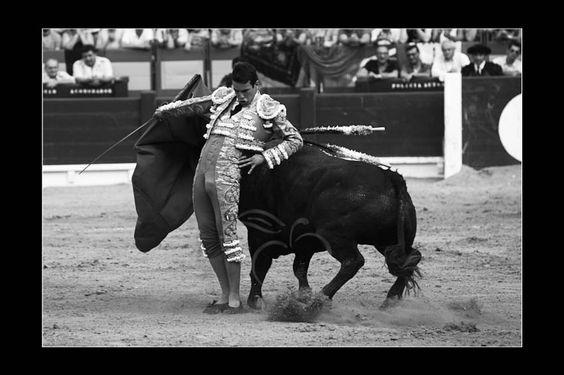 Fotografía del torero José María Manzanares en Alicante. Foto Joserra Lozano