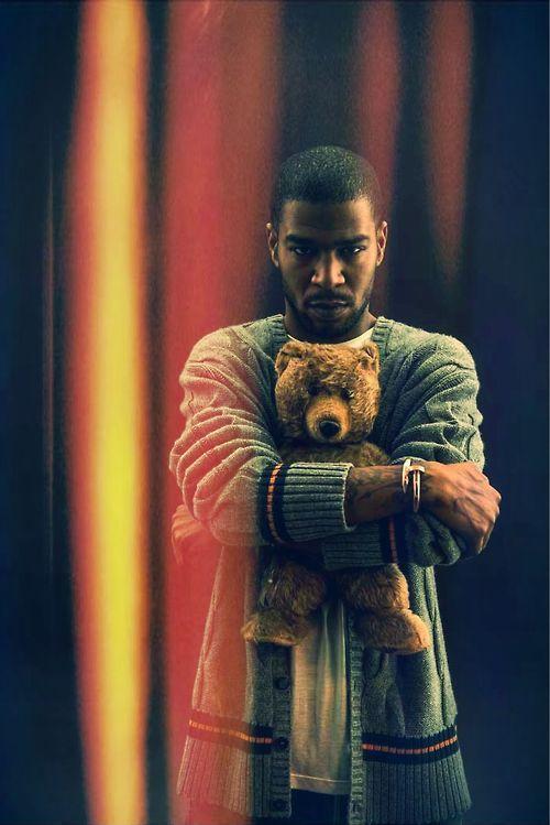 I like his sweater/coat thing