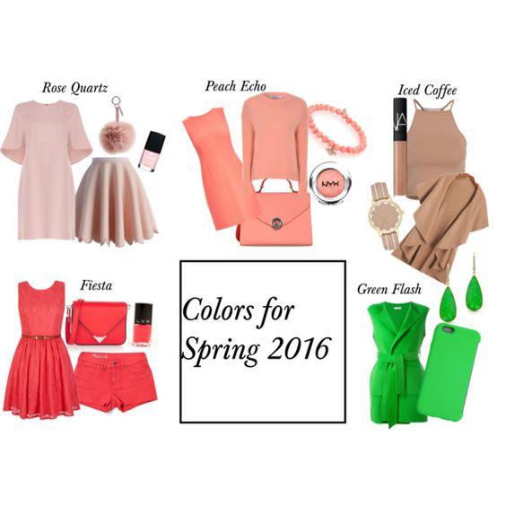 Barvy na jaro 2016