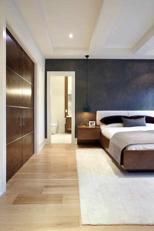 Modern renovation. Parkyn Design, interior design firm, Oakville, Ontario. John…