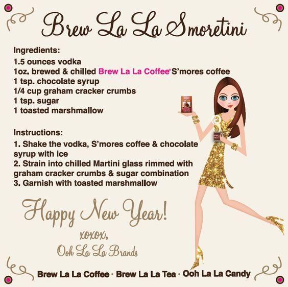 Brew La La Smoretini! #recipe