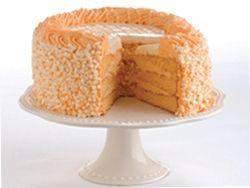 Florida Orange sunshine cake. Worth the price.