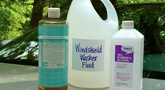 Switching to an eco-friendly windshield wiper fluid can prevent billions of gallons of toxins per year