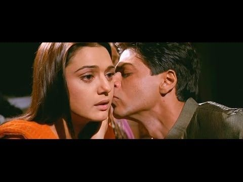 Kal Ho Naa Ho Title Track Video Shahrukh Khan Saif Preity Youtube Bollywood Music Romantic Song Lyrics Songs