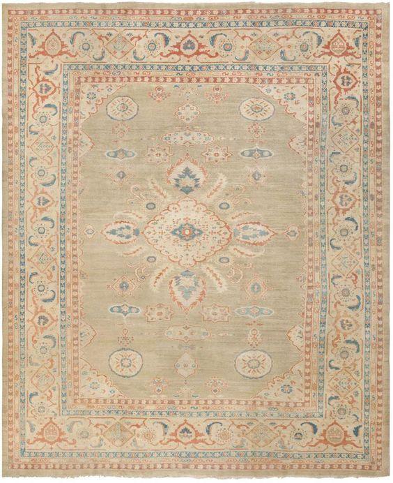Antique Persian Rug 46098 Main Image - By Nazmiyal