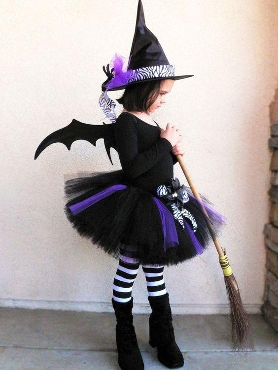 Réalisez vous-même votre déguisement d'Halloween avec tutu !: