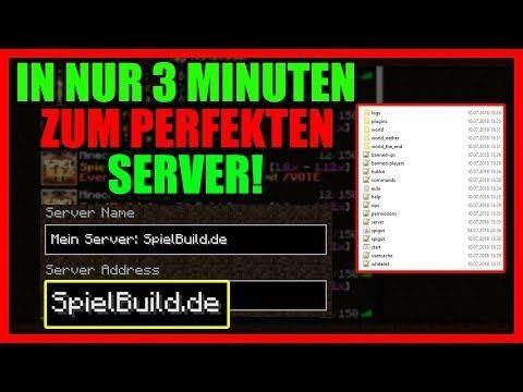 Minecraft Server Erstellen Kostenlos 1 8 1 13 Ohne Hamachi Mit Mods Minecraft Server