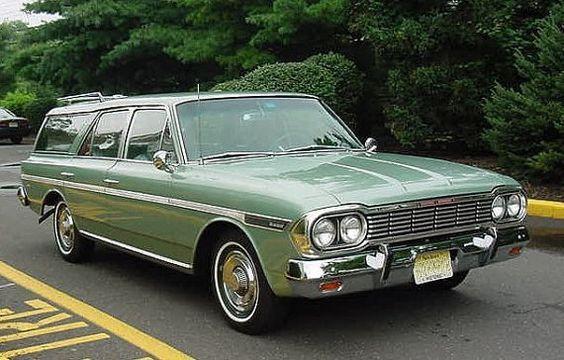 1964 Rambler Classic In 2020 American Motors American Motors Corporation Station Wagon