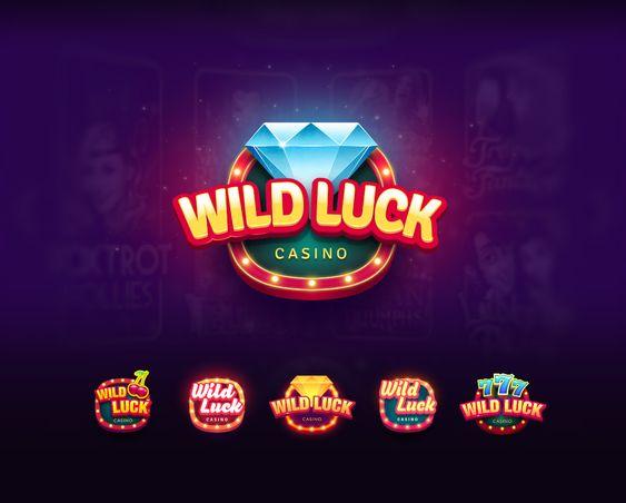 Wild Luck Casino for Viber - UI/UX on Behance