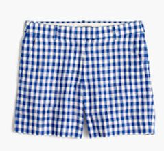 Cute gingham shorts - perfect for summer!