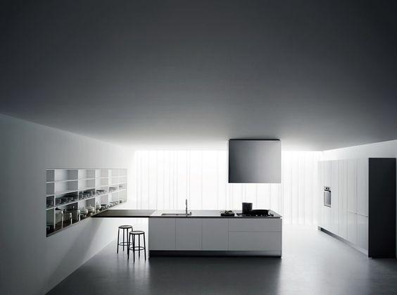 Cucina a scomparsa Boffi 02 | Cucine | Pinterest