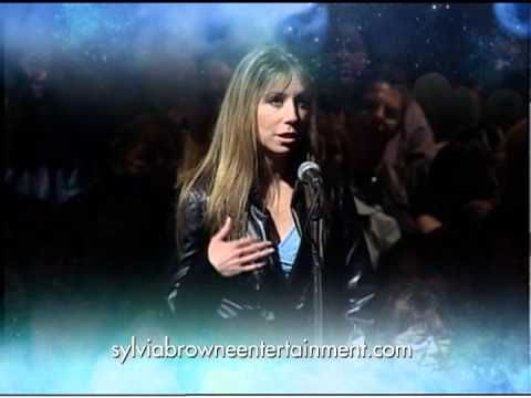 Sylvia Browne at Four Winds Casino Resort in New Buffalo Michigan September 27 - YouTube