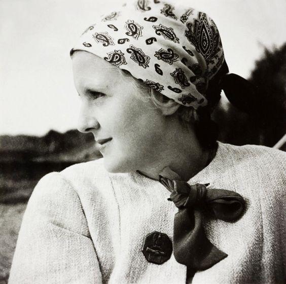 Nice photo of Eva Braun, circa 1935/36.:
