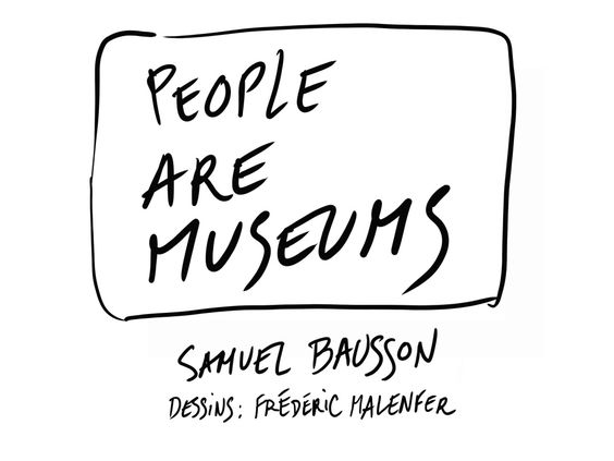we-are-museum by Samuel Bausson via Slideshare