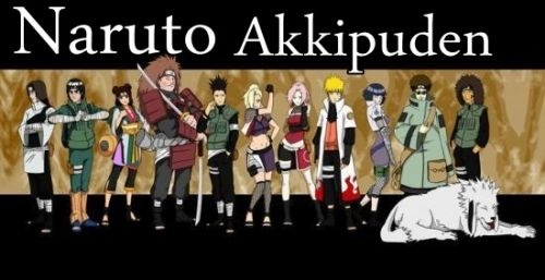 All Naruto Characters Grown Up
