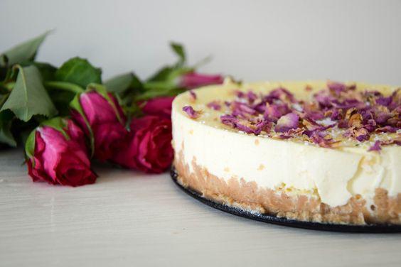 Rosen-Cheesecake - mintnmelon