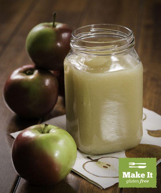 Cynthia's Rustic Apple Sauce
