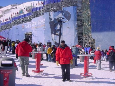 Salt Lake Olympics 2002
