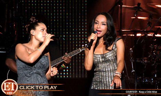 Alicia Keys Daughters And Keys On Pinterest