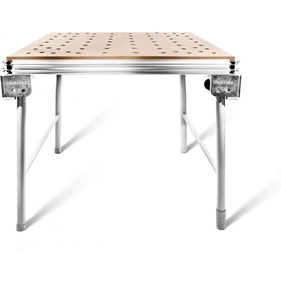 Festool 495465 MFT/3-Kapex Multifunction Table