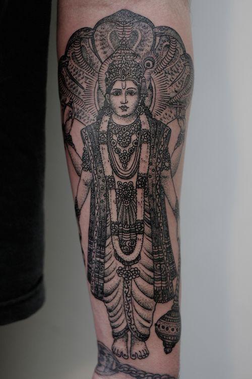 vishnu tattoo - Recherche Google