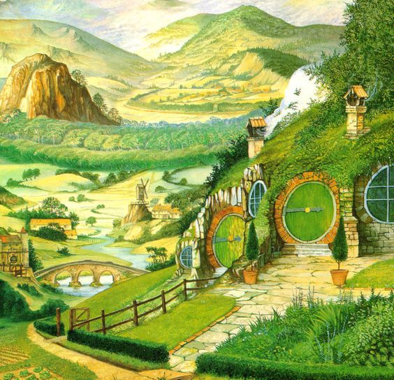 The Shire - Roger Garland