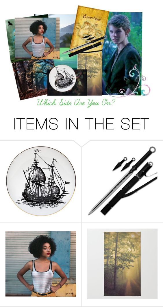 """""""Faith, trust, and pixie dust"""" by jenny-on-fleek on Polyvore featuring art"""