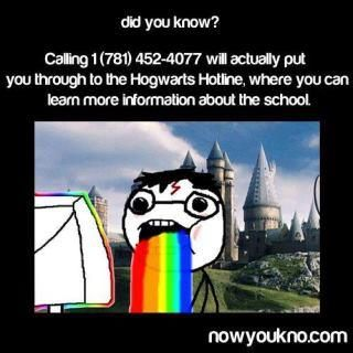 Awesome, Prank calls and Harry potter on Pinterest