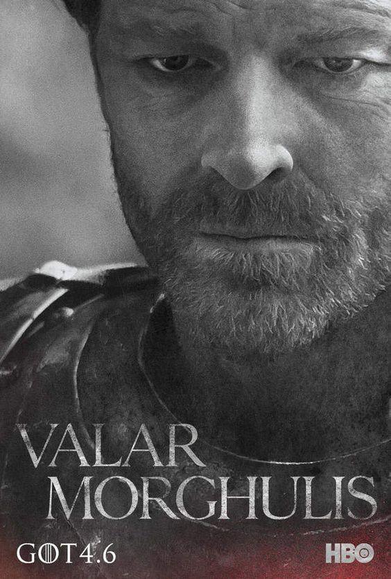 Ian Glen, alias Jorah Mormont, le chevalier exilé membre de la garde de Daenerys