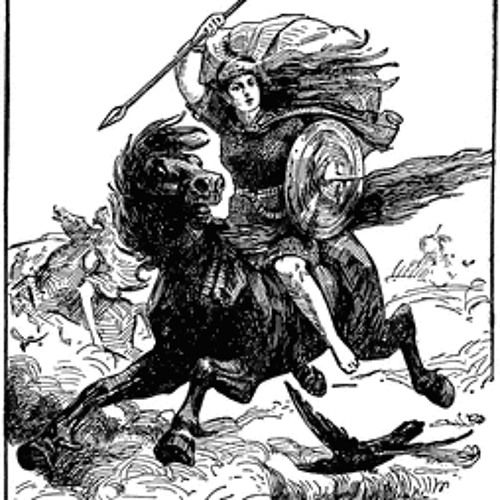 "The Ride of the Valkyries is the second of the four opera, ""Ring Cycle"" by Richard Wagner.  It was written in 1851 and is one of Wagner's best known musical compositions.  Photo:  ""In Old Norse mythol"