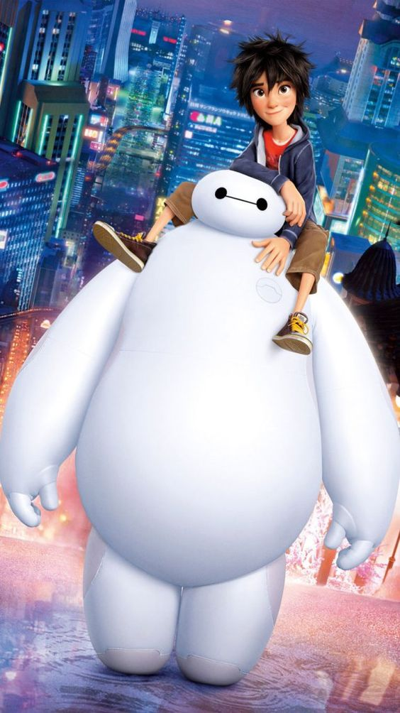 19. Big Hero 6 Baymax iPhone 6 wallpaper. Follow me and # ...