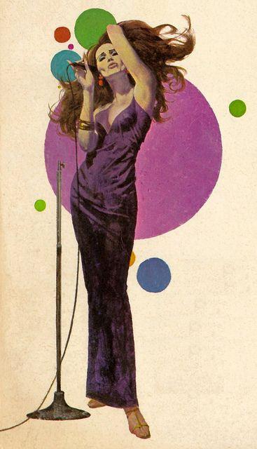 love this retro style...60s?...by Robert McGinnis