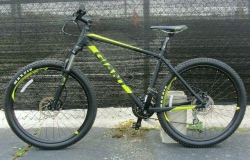 Buy 2017 Giant Talon 3 Large Mountain Bike 27 5 Bicycle Trike Bicycle Mountain Biking