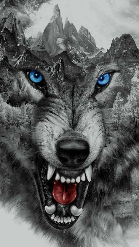 Mountain Wolf Iphone Wallpaper Wolf Tattoos For Women Wolf Tattoos Wolf Tattoo Sleeve Wolf wallpaper iphone hd
