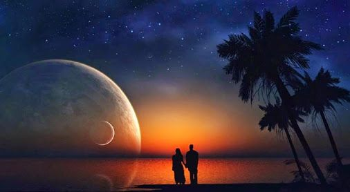 Lua dos namorados