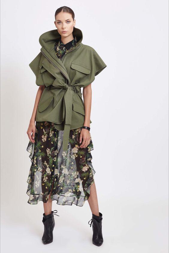 Sfilata Marissa Webb New York - Pre-collezioni Primavera Estate 2017 - Vogue