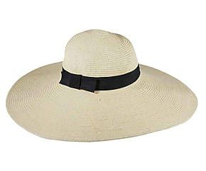 Chapéu fibra natural lana - 50cm