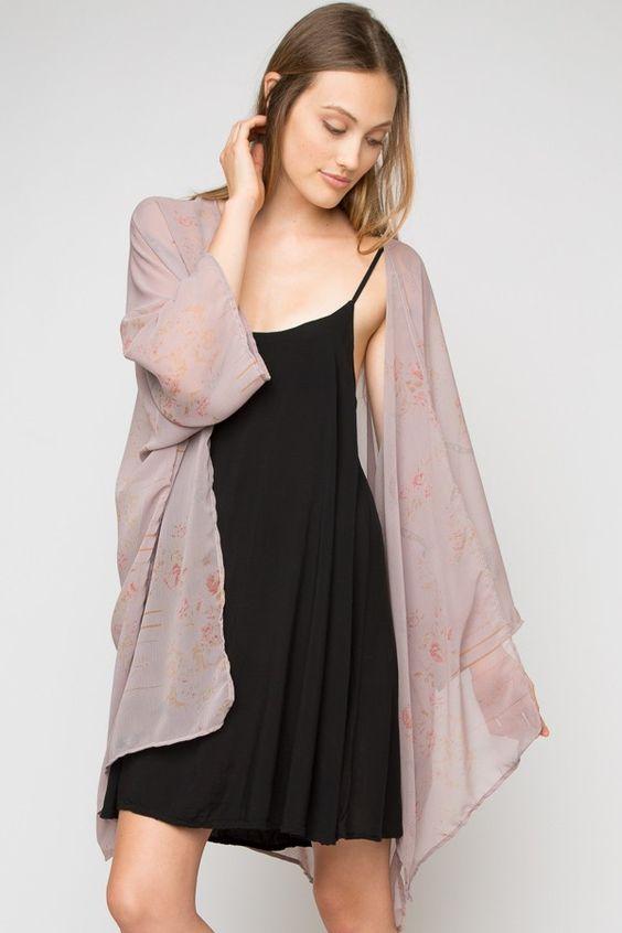 Brandy ♥ Melville | Antonia Kimono Top - Clothing