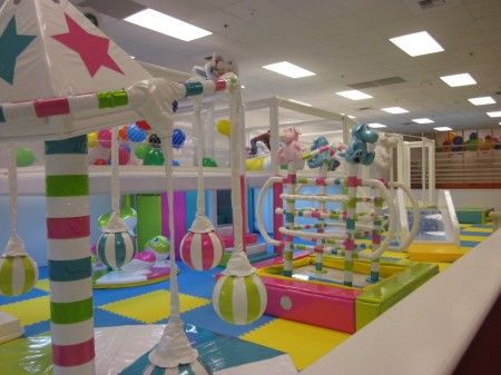 WiggleWorks: Seattle's First Moving Indoor Playground