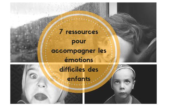 7 ressources pour se connecter émotionnellement aux enfants et répondre aux situations difficiles (ou comprendre le cerveau des enfants pour les accompagner au mieux)