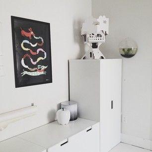 .@amerrymishap (Jennifer Hagler) 's Instagram photos   Ikea Stuva
