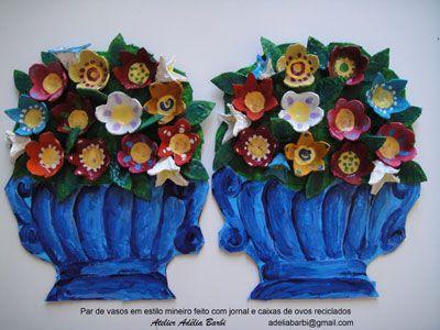 Noticias - Curso ensina a fazer artesanato com material reciclado na Barra do Itapemirim - José Rubens Brumana
