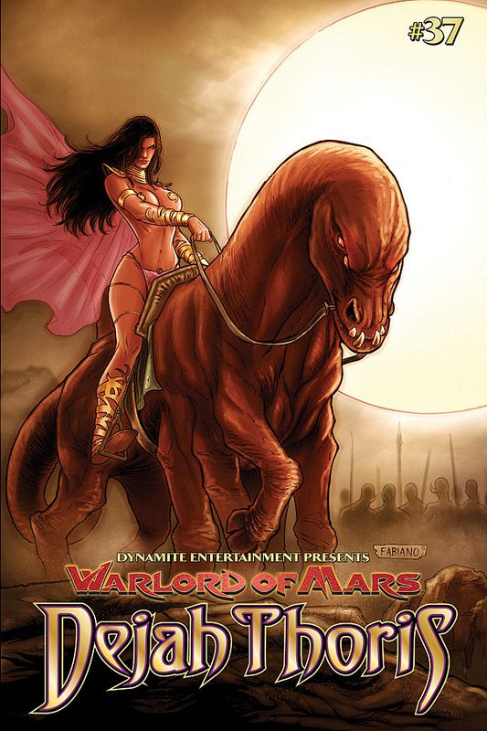 Warlord of Mars: Dejah Thoris #37 (March 2014)