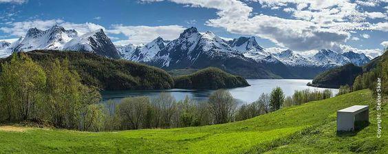 Holandsfjorden.