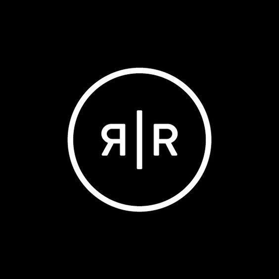 Roberto Revilla London by Friends. #logo #monogram #branding