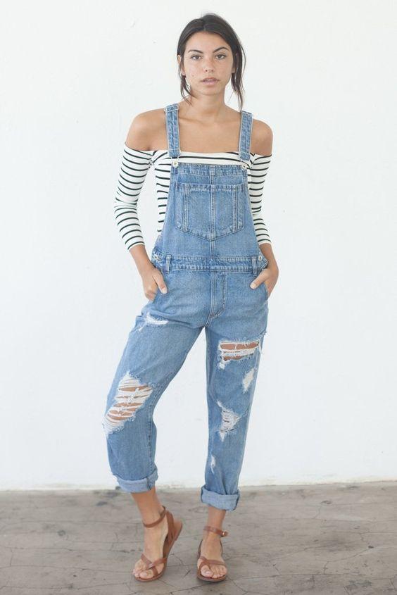Fashionable Denim Outfits