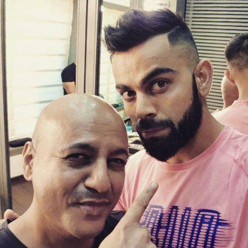 Virat Kohli Hairstyle Men S Hairstyles Haircuts 2019 Virat Kohli Hairstyle Hairstyles Haircuts Hairstyle