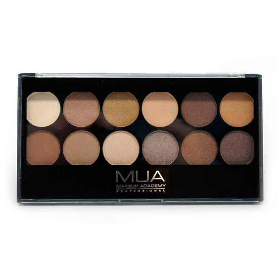 12 Shade Heaven and Earth Palette  A cheap alternative to a naked palette?